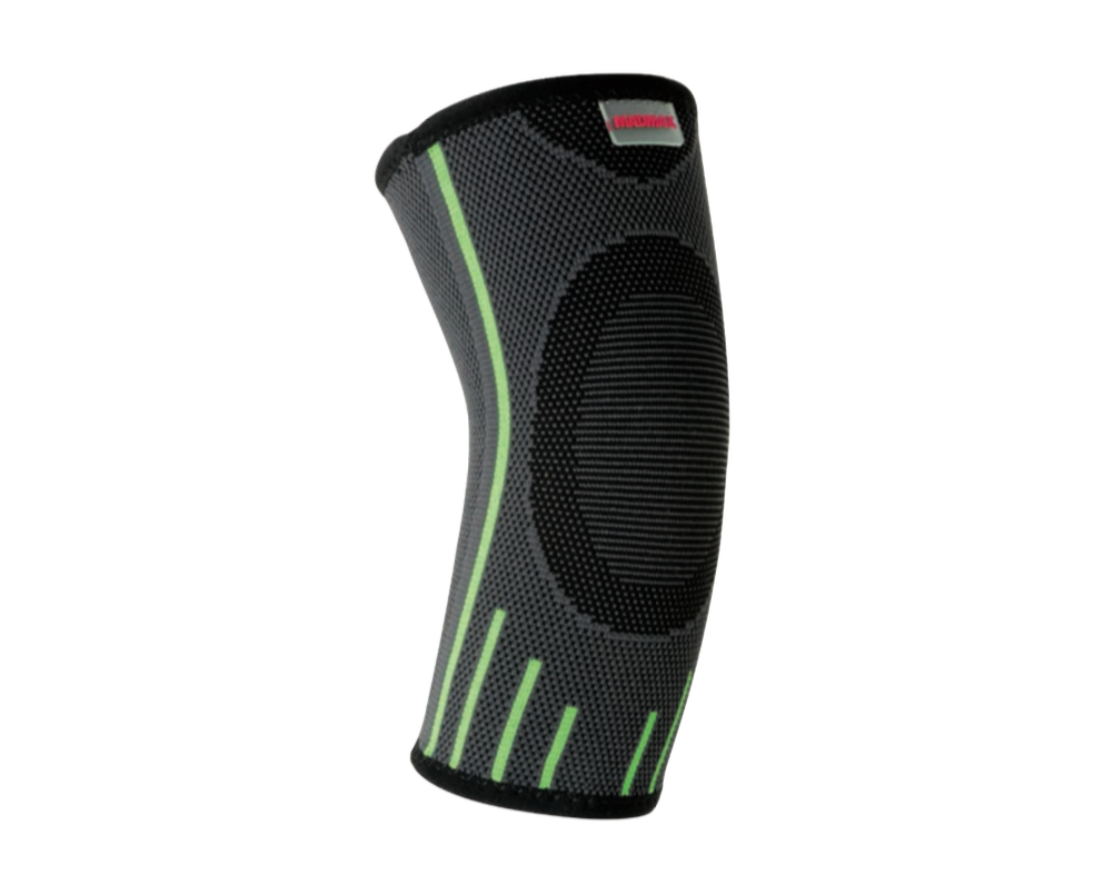 3D Compressive elbow support