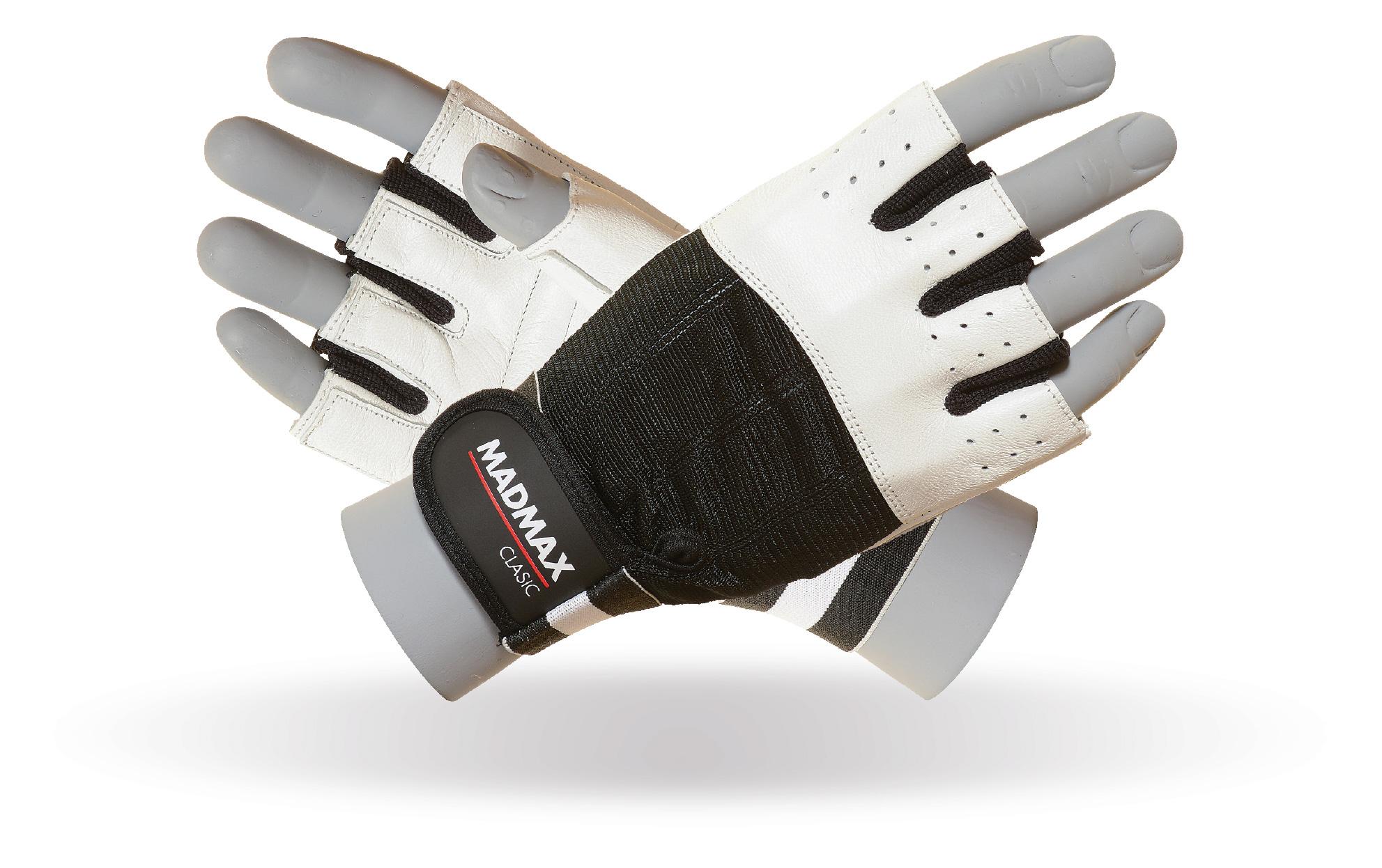 MAD MAX MFG-248 clasic white gloves