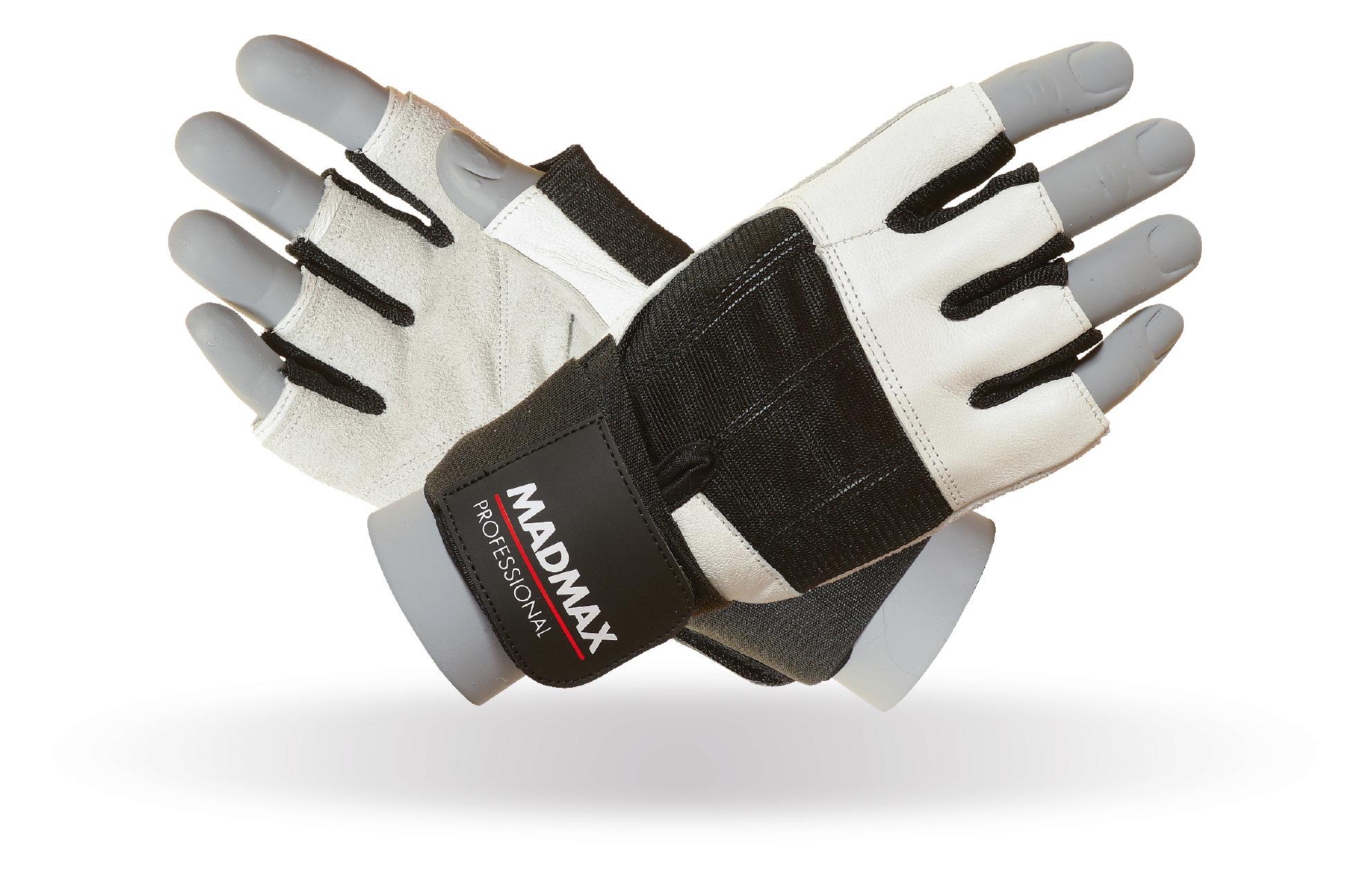 MAD MAX MFG-269 professional white gloves