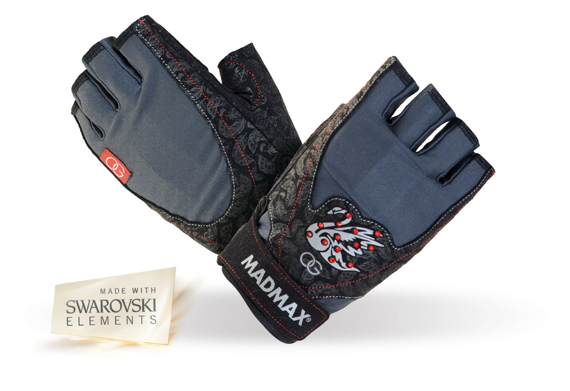 MAD MAX MFG-750 oksana grishina black swan swarovski elements gloves