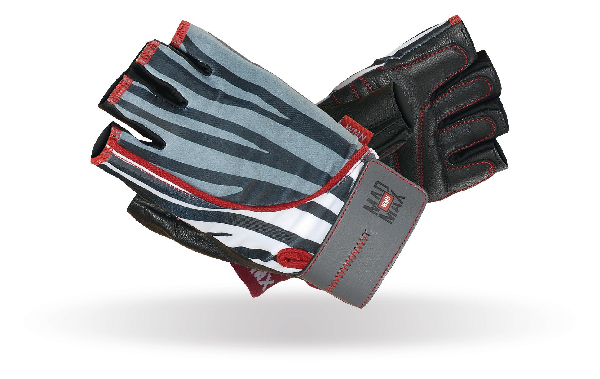 MAD MAX MFG-911 nine eleven zebra gloves