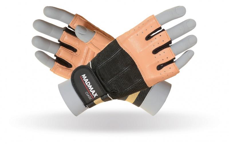 MAD MAX MFG-248 clasic brown gloves