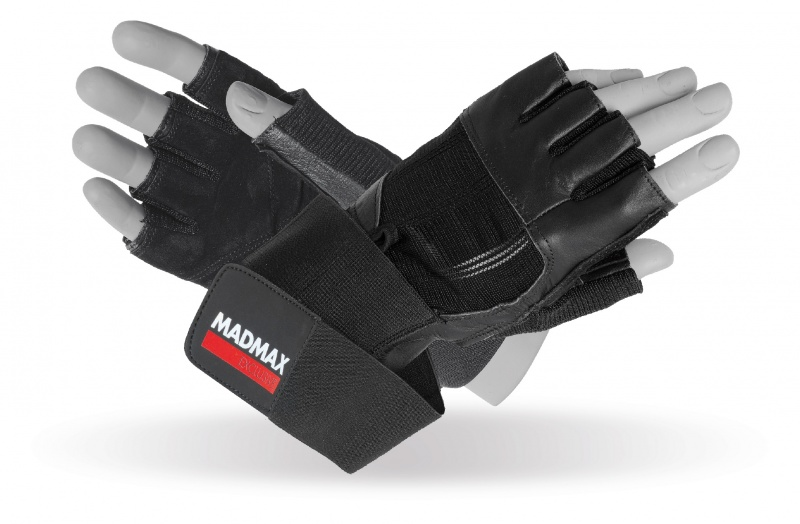 MAD MAX MFG-269 professional exclusive black gloves