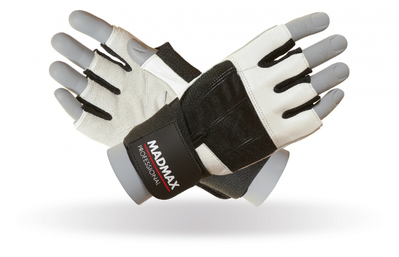 MAD MAX MFG-269 professional white gloves