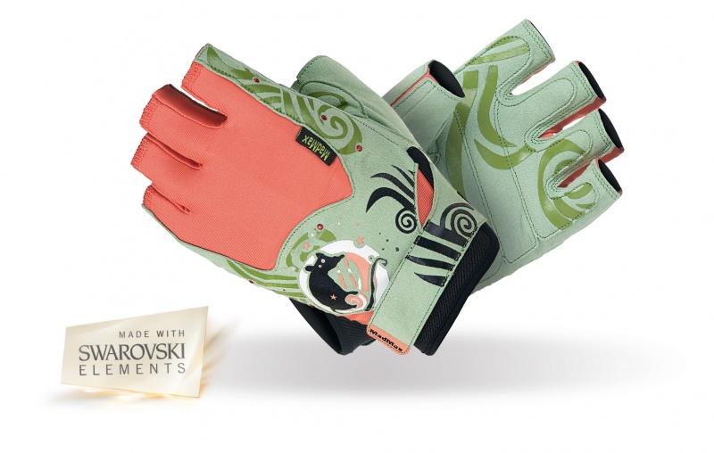 MAD MAX MFG-730 rats swarovski elements gloves