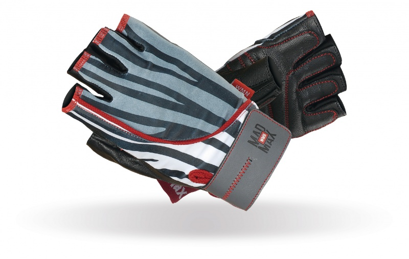 MAD MAX MFG-911 nine eleven zebra gloves