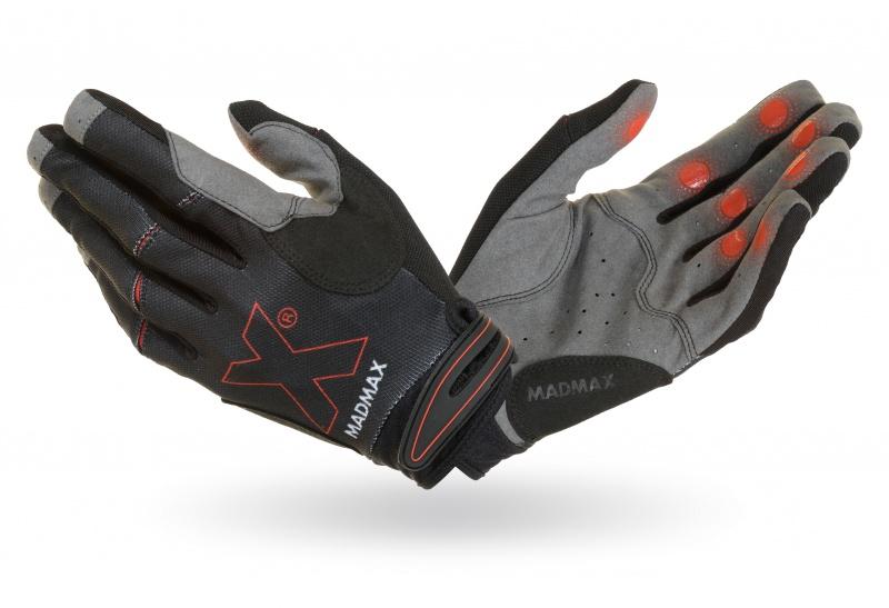 MAD MAX MXG-103 crossfit x gloves black