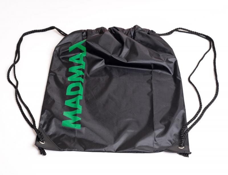 Watterproof Gymsack Green   UNI