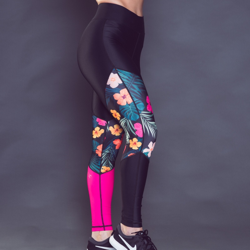 MADMAX Flower Power Leggings
