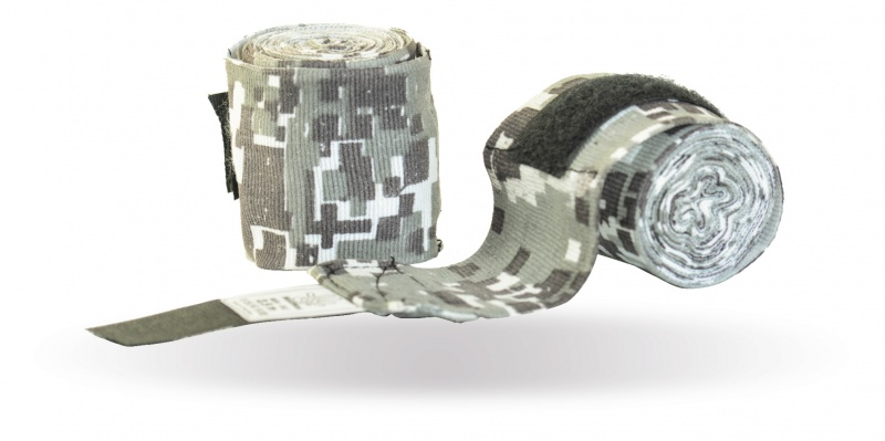 MAD MAX MBA-002 Bandages for Box Camo (2,5 m)