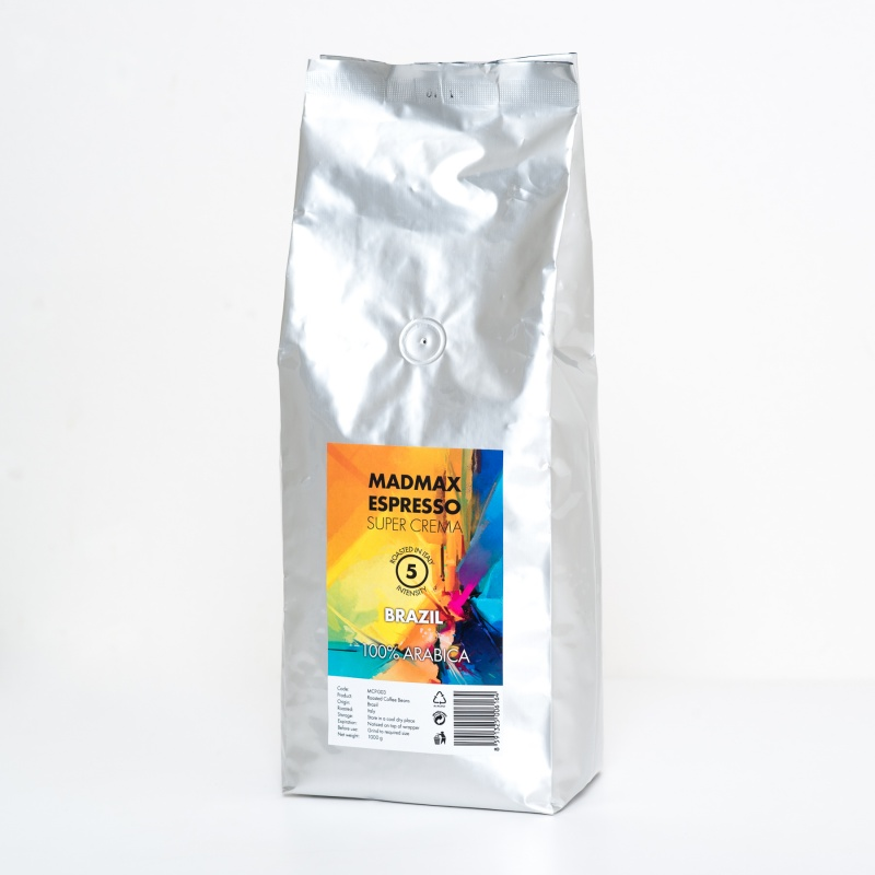 WORKOUT coffee 100% arabica 1000g