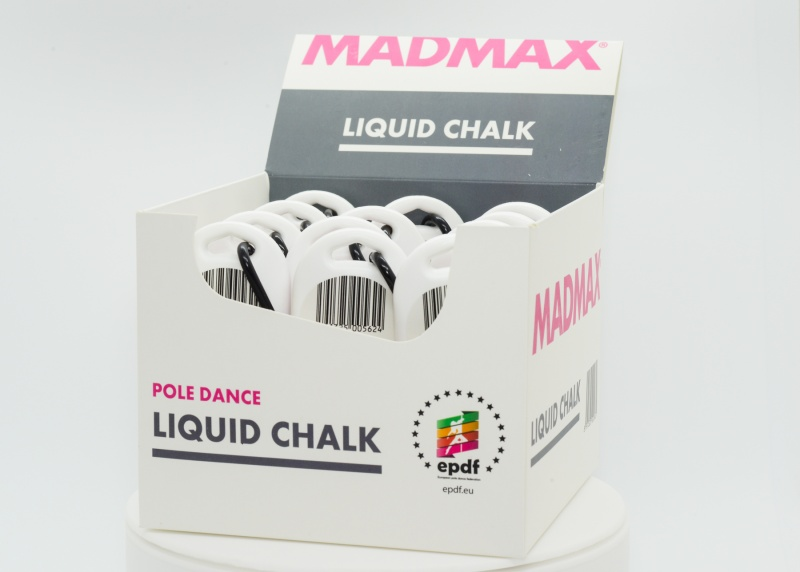 Pole dance liquid chalk 12 pcs box (50ml)