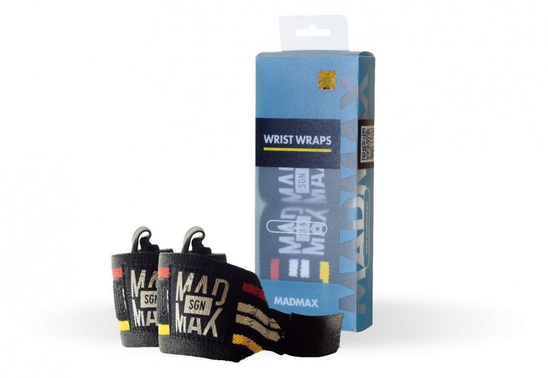 MAD MAX MFA-291 wrist wraps