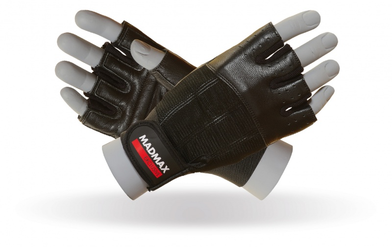 MAD MAX MFG-248 clasic exclusive black gloves