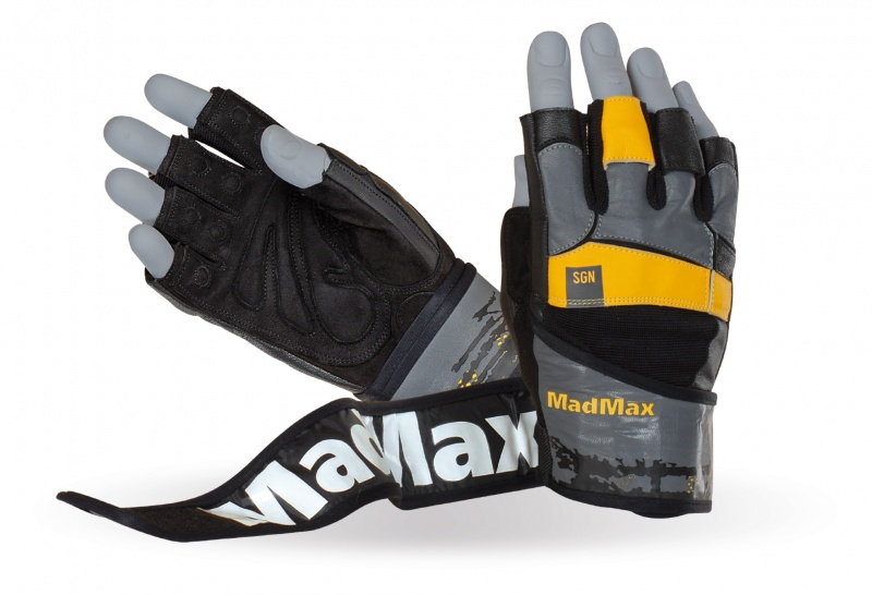 MAD MAX MFG-880 signature gloves