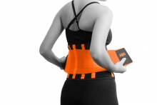 MFA-277 slimming belt orange