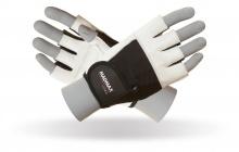 MAD MAX MFG-444 fitness white gloves