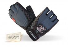 MAD MAX MFG-750 oksana grishina black swan swarovski elements gloves